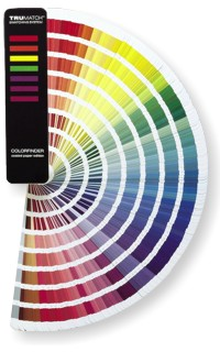 TRUMATCH Colorfinder Coated Paper (fanguide)